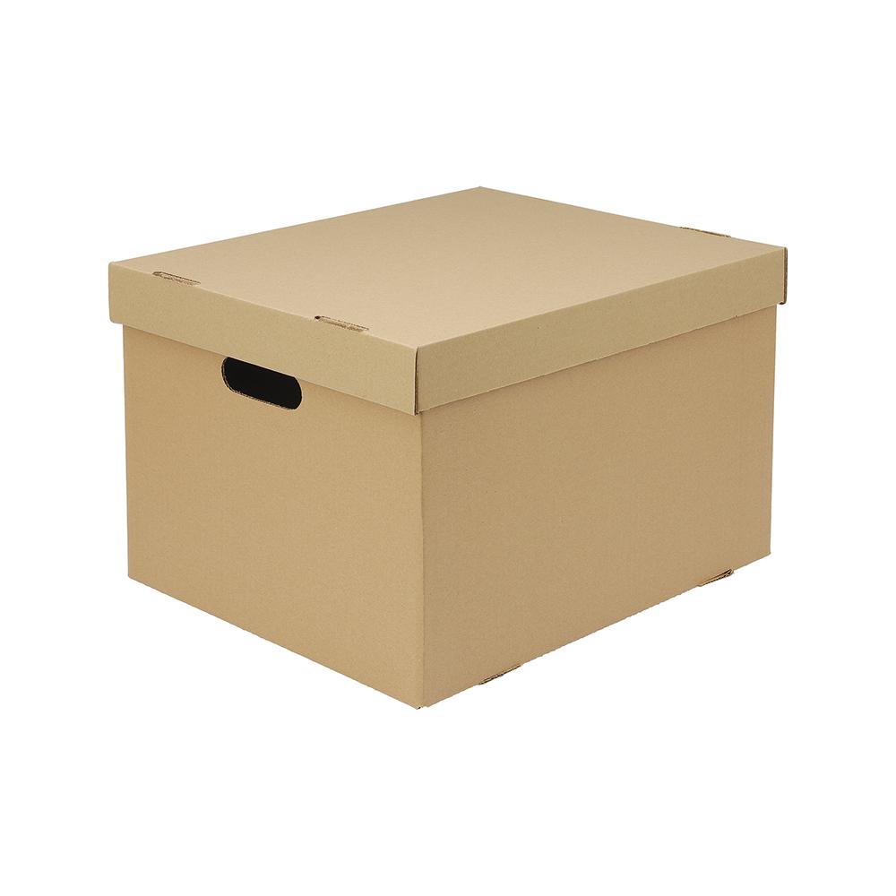 Basics Archive Storage Boxes [Pack 10]