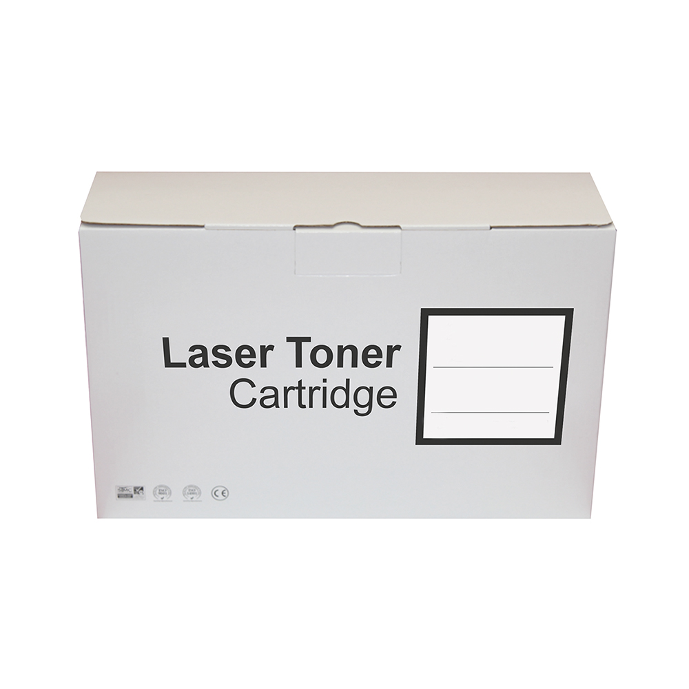 Business Remanufactured Laser Toner Cartridge Page Life 6800pp Black [HP No. 80X CF280X Alternative]