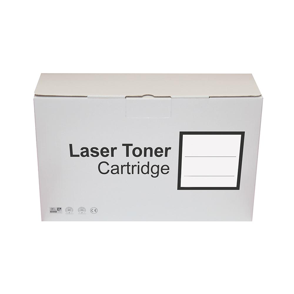 Business Remanufactured Laser Toner Cartridge 12500pp Black [HP No. 55X CE255X Alternative]