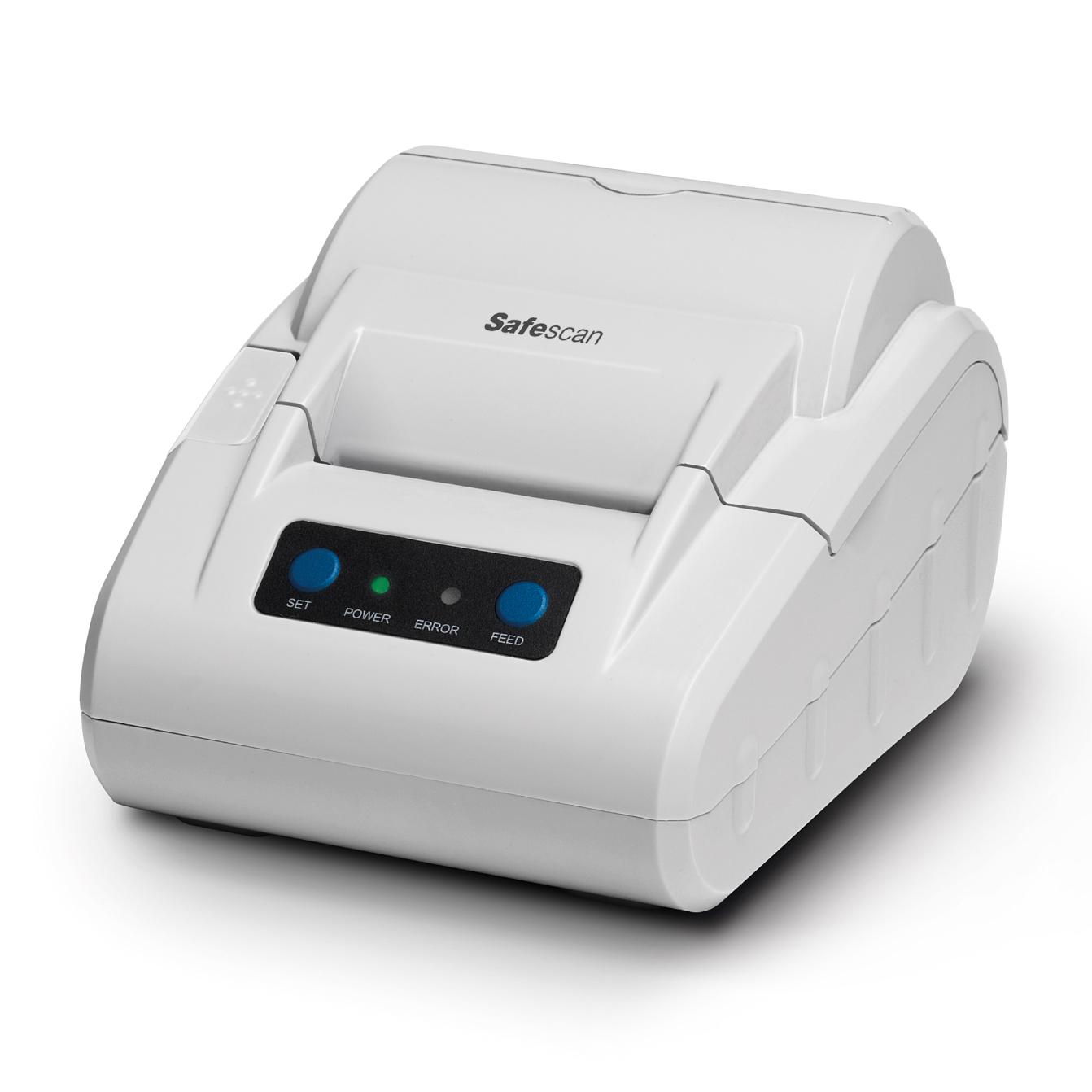 Safescan Thermal Receipt Printer Cash Total TP-230 Ref 134-0475