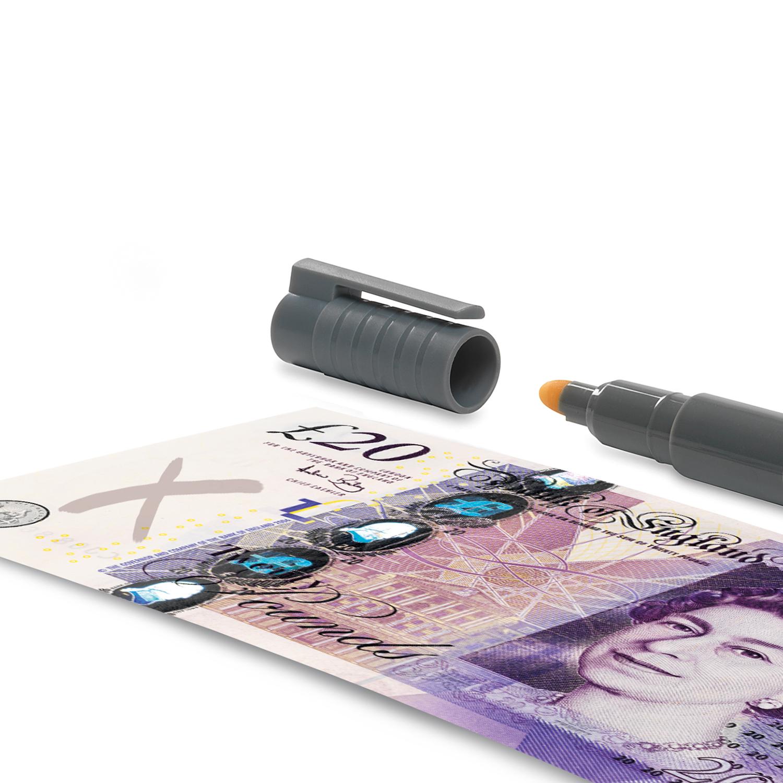 Safescan 30 Counterfeit Money Detector Pen Ref 111-0378 Pack 10