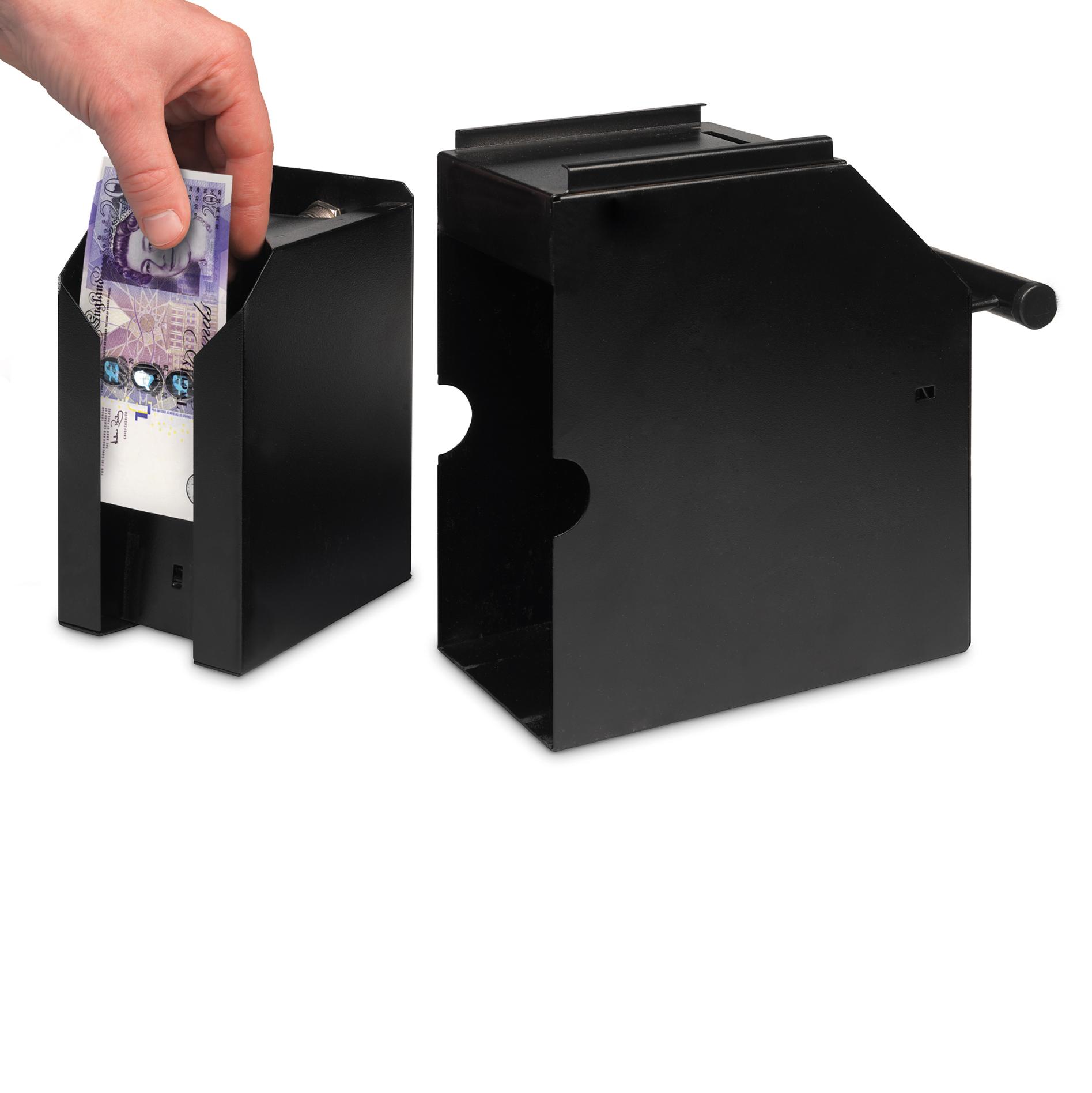 Safescan 4100 POS Safe 2.2kg L225xW102xH190mm Steel Black Ref 121-0276