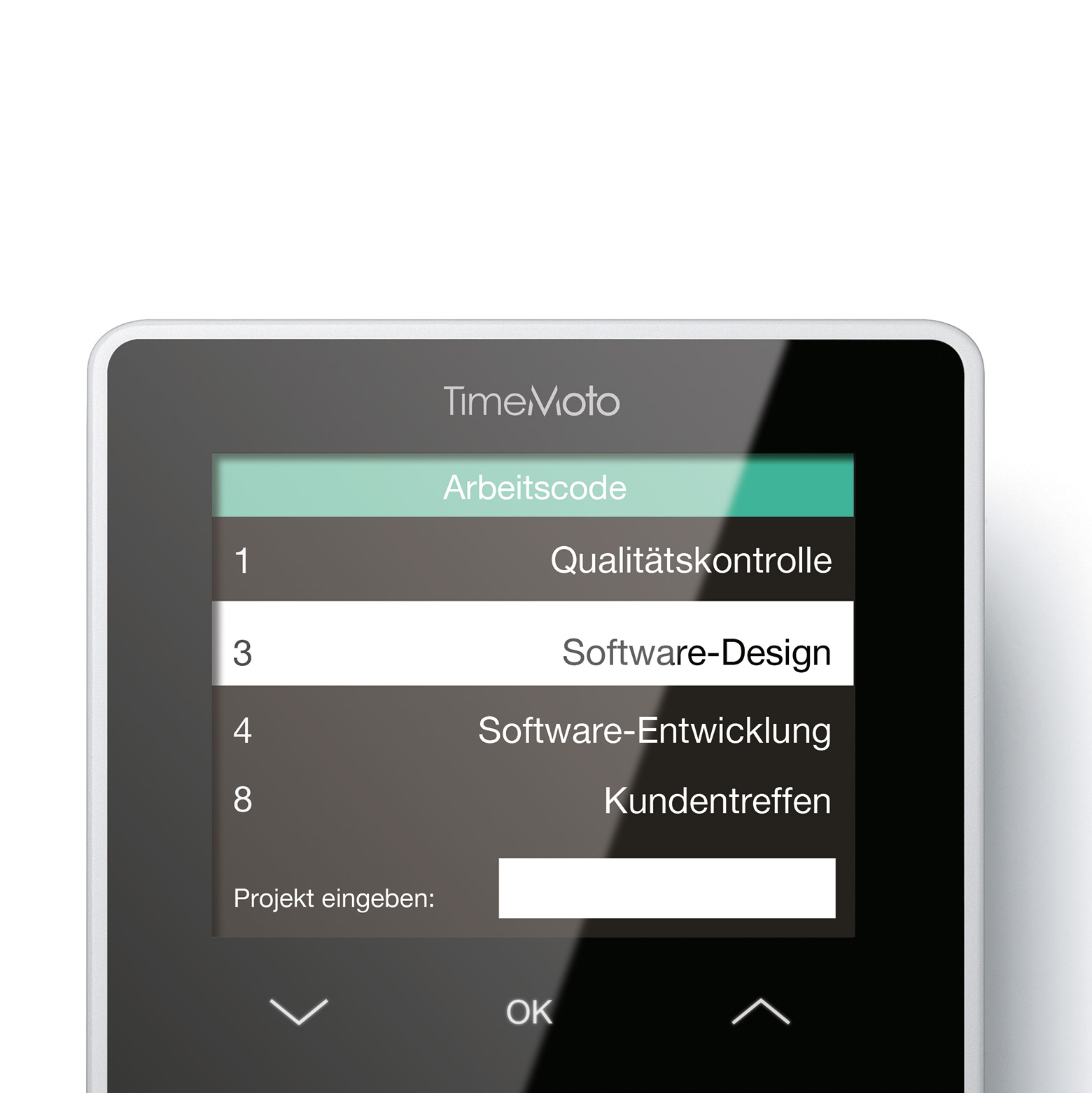 TimeMoto by Safescan TM-838 Time & Attendance System 2000 Users RFID/Face/Fob/PIN Black Ref 125-0589