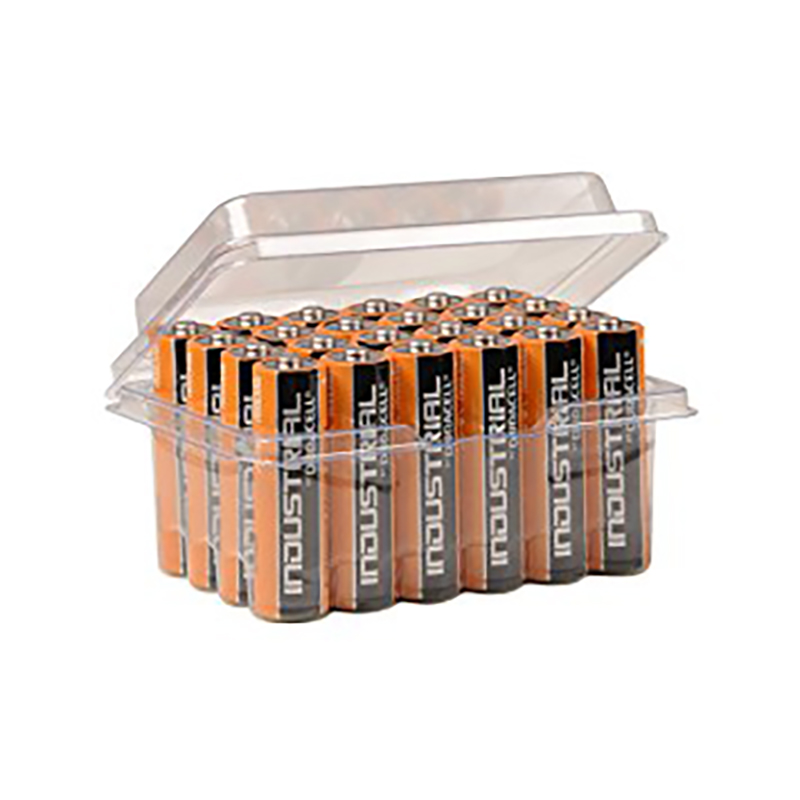 Duracell Batteries Industrial AAA Tub Ref AAADURINDB24T Pack 24