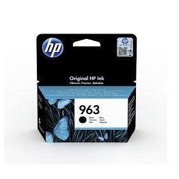 HP 963 Inkjet Cartridge Black 3JA26AE