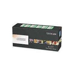 Lexmark Laser Toner Cartridge Return Program Page Life 35000pp Black Ref 24B6015