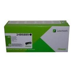 Lexmark XC92series Laser Toner Cartridge Page Life 30000pp Yellow Ref 24B6848
