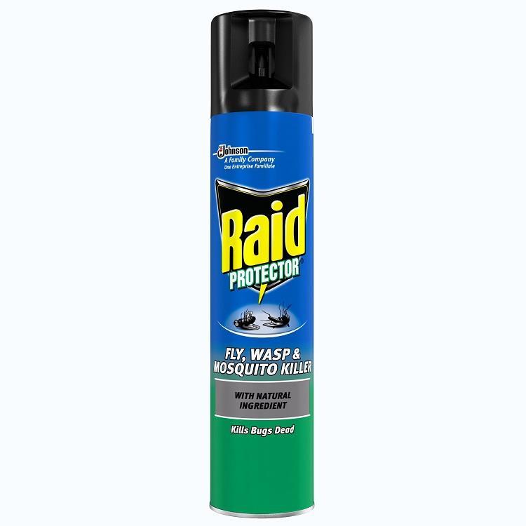 Image for Raid Fly & Wasp Killer Aerosol 300ml Ref 77065