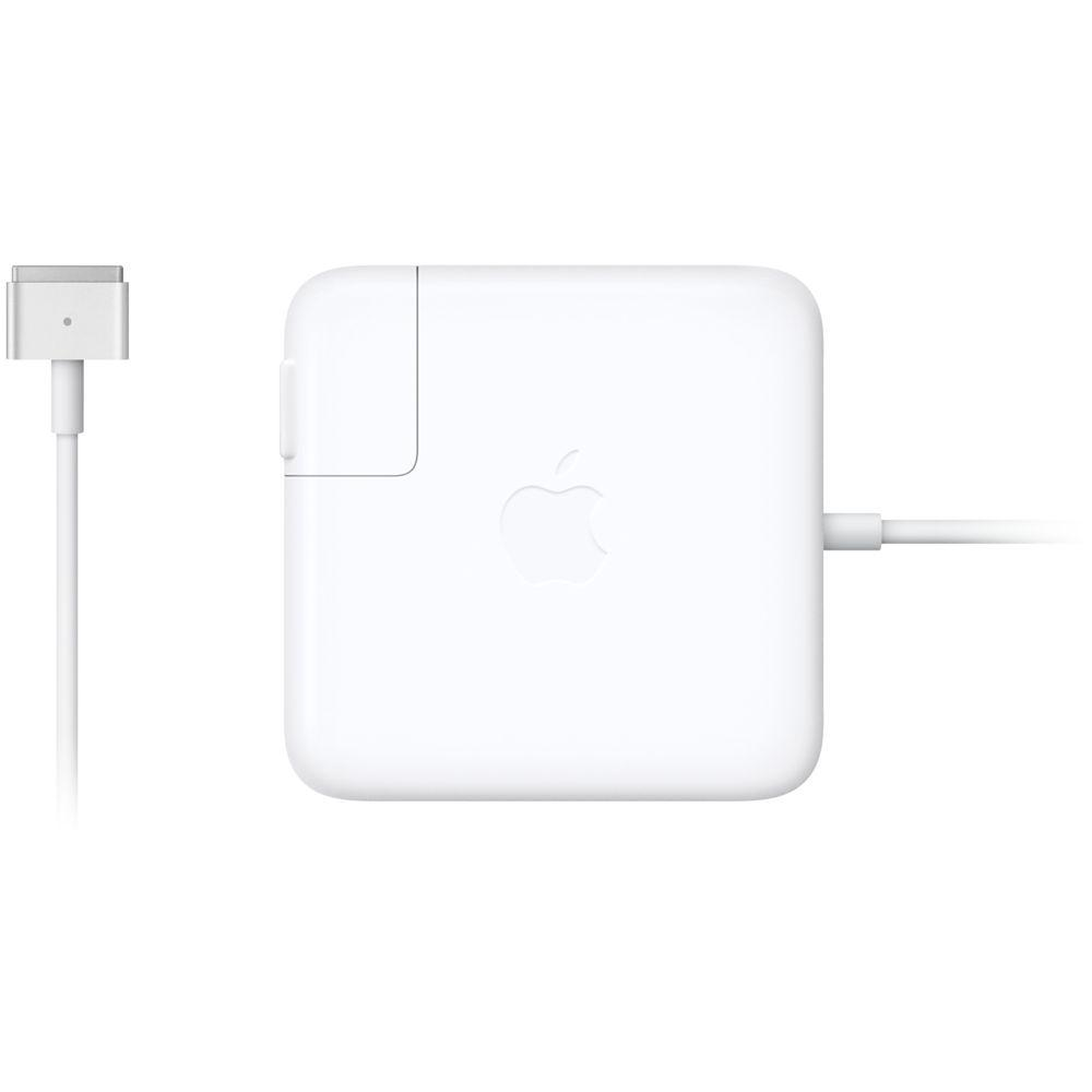 Image for Apple Magsafe 2 Power Adaptor for MacBook Pro 60W White Ref MD565B/B