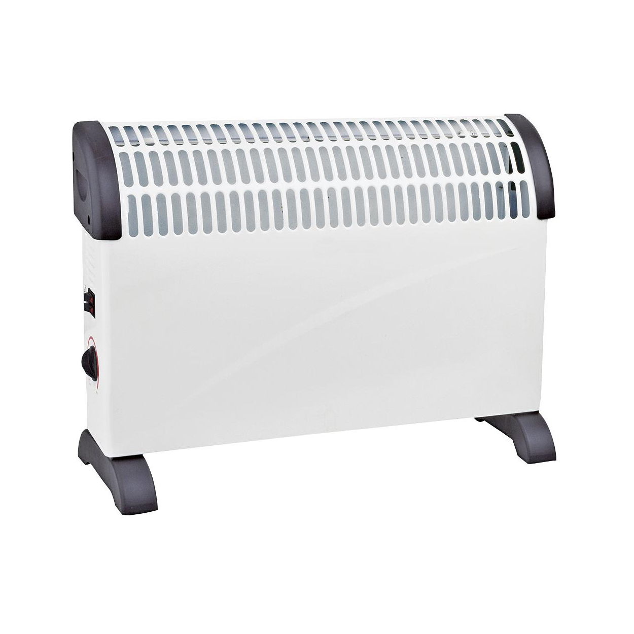 Convection heaters 2kW Convector Heater Floor standing or Wall Mounted White Ref HG01003