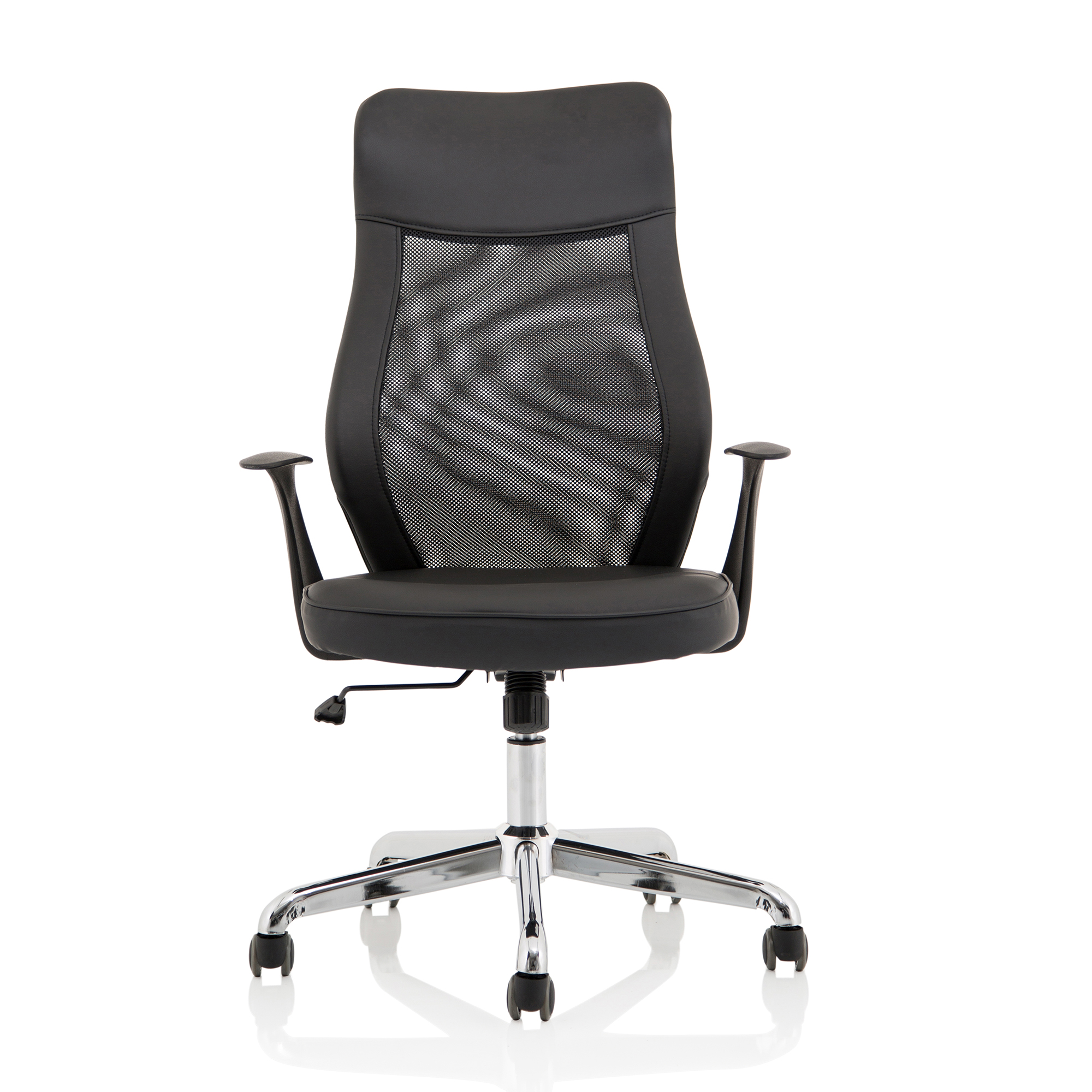 Guest seating Trexus Baye Operator Chair Mesh and PU Ref OP000249