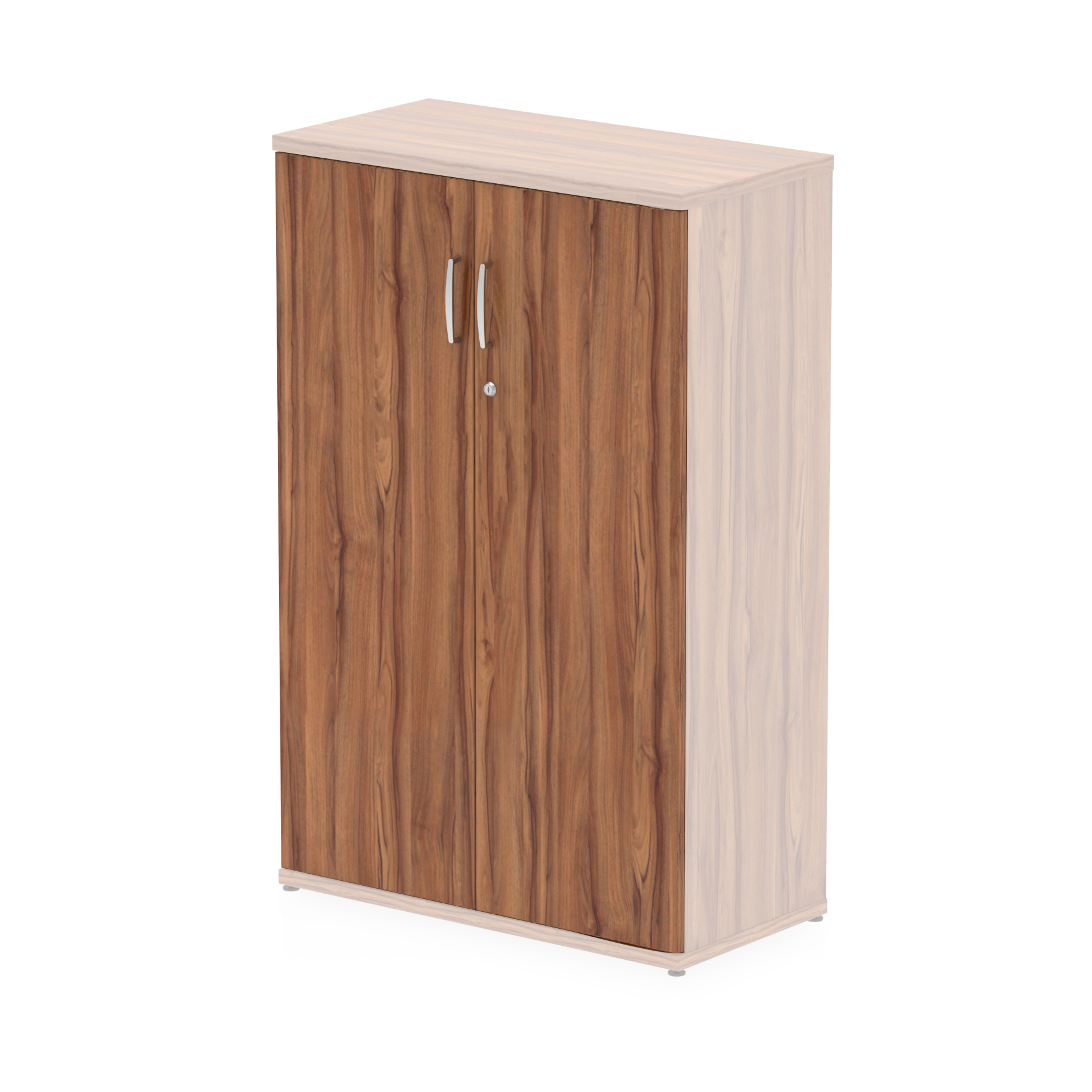 Trexus Door Pack For 1200mm High Cupboard Walnut Ref I000114