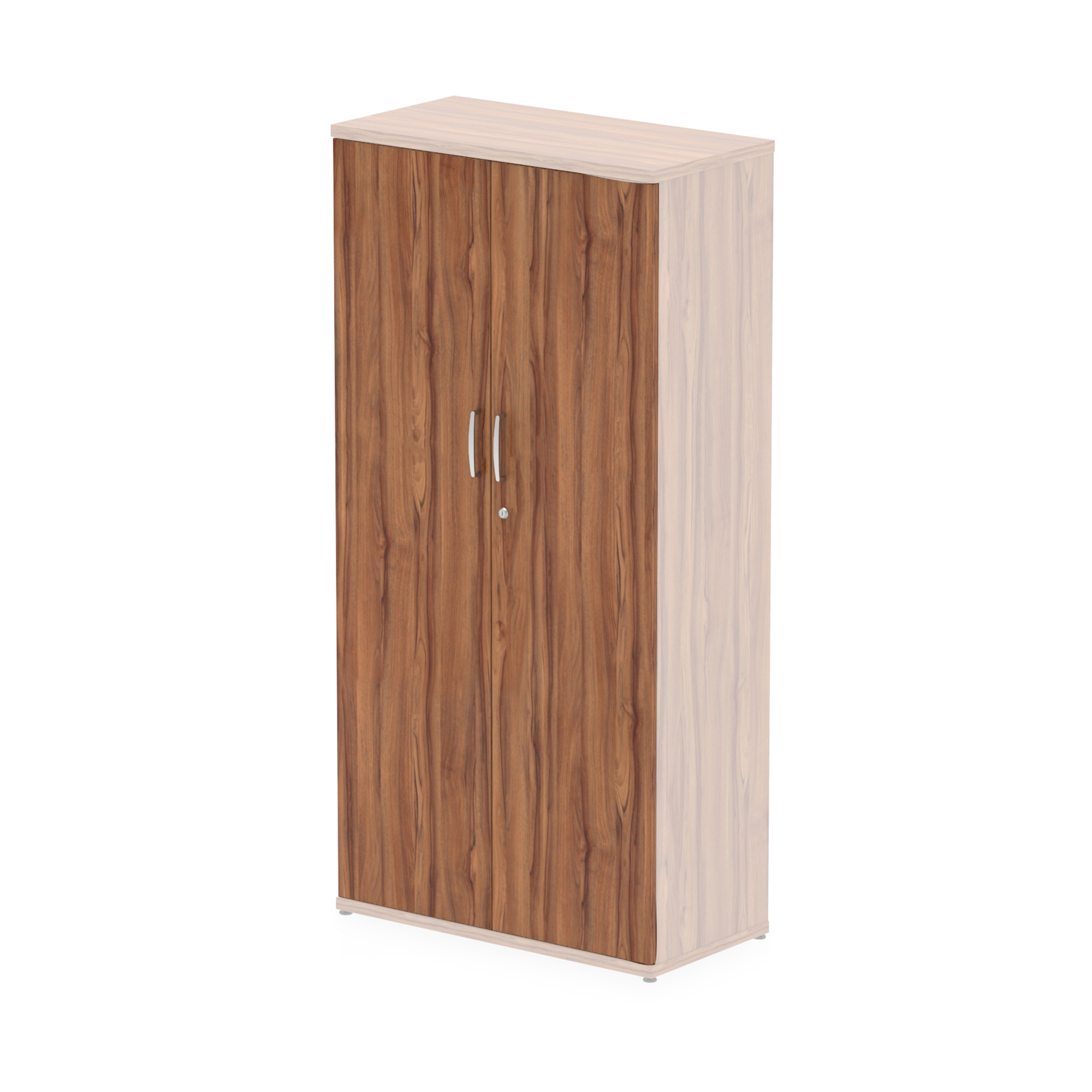 Trexus Door For Pack 1600mm High Cupboard Walnut Ref I000115