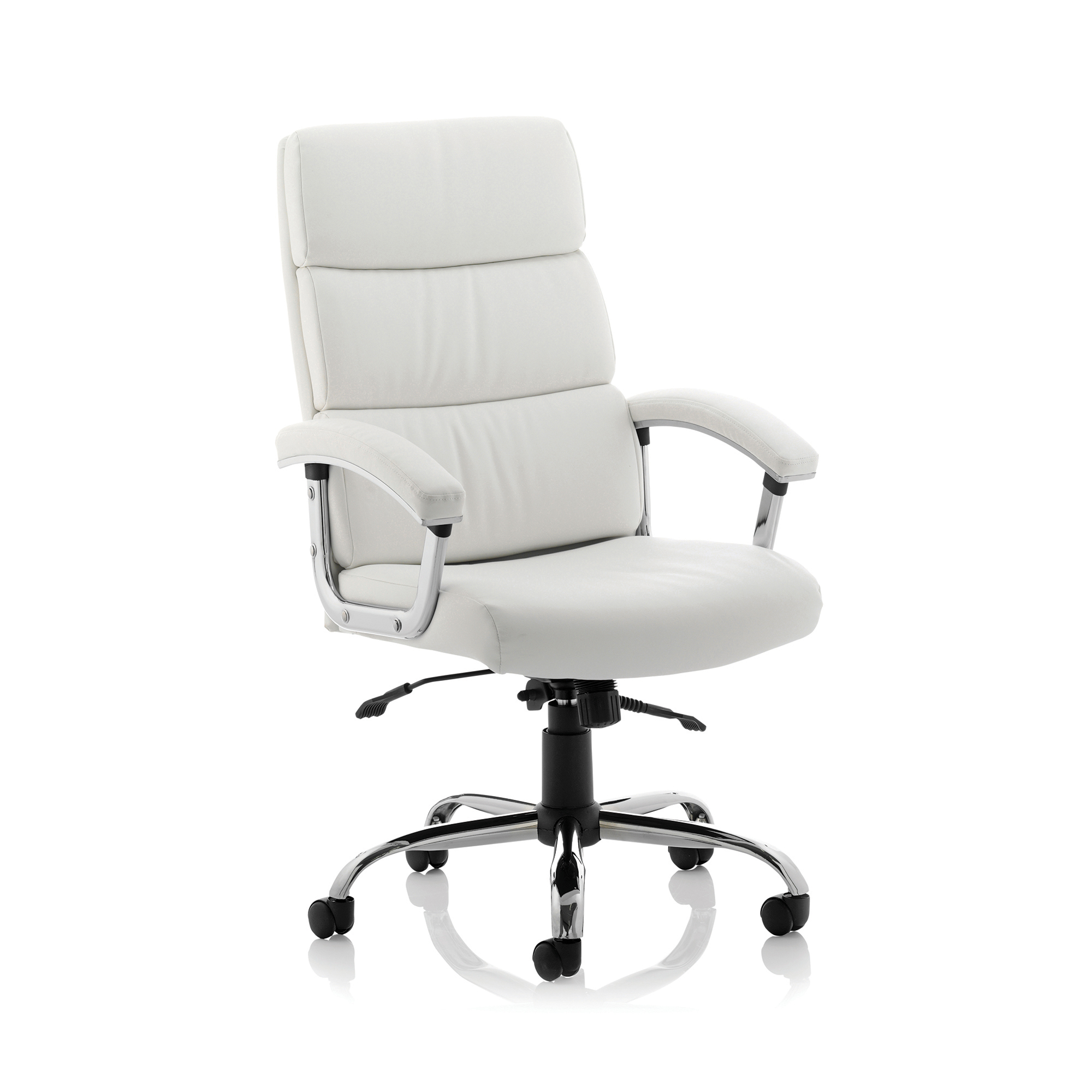 Executive seating Sonix Desire High Executive Chair With Arms White Ref EX000020