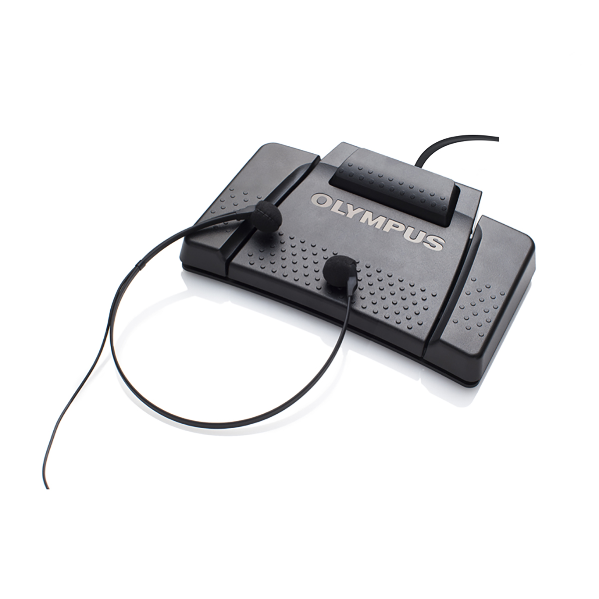 Foot Controls Olympus AS 9000 Transcription Kit 4 Button USB Foot pedal Black Ref V7410600E000