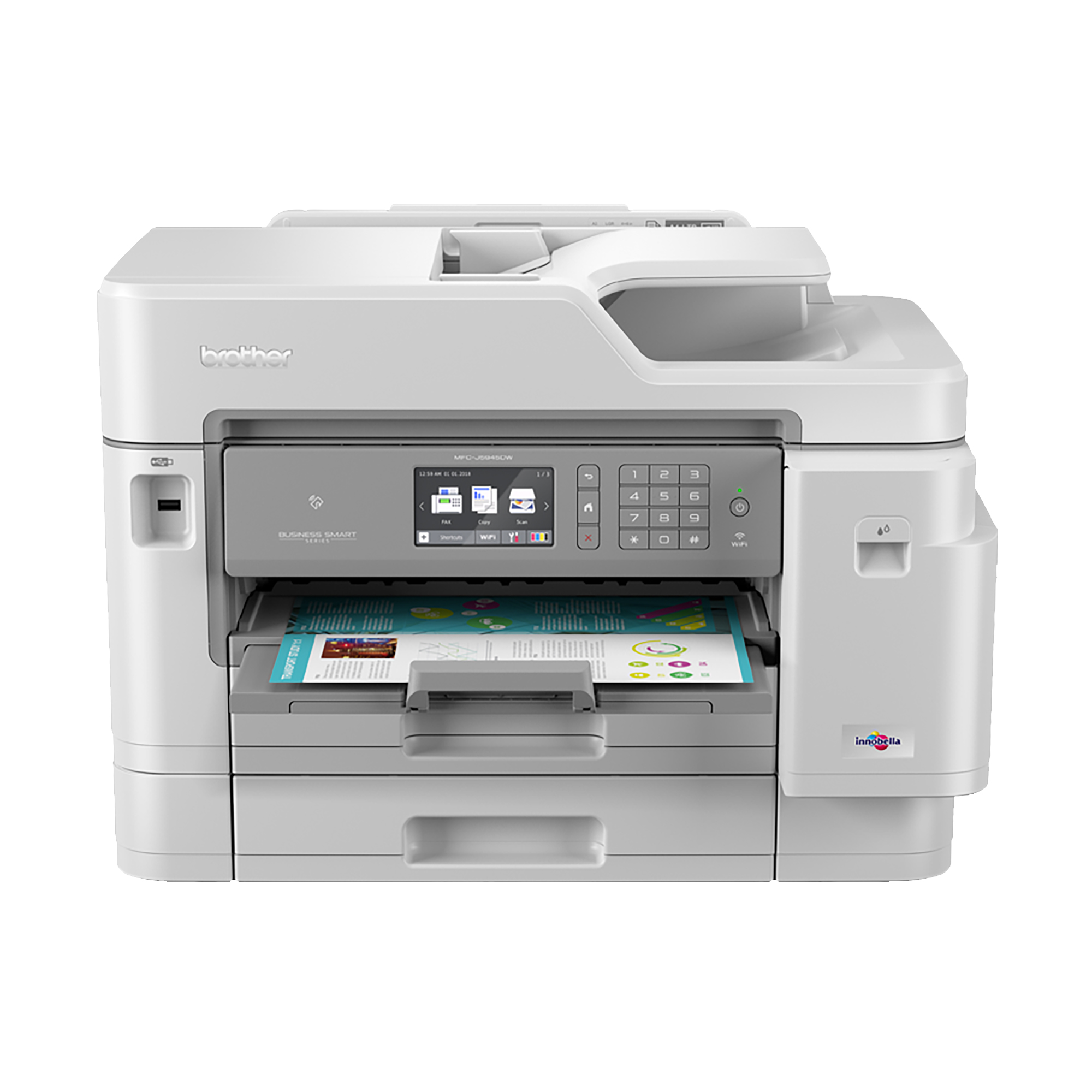 Brother MFC-J5945DW Inkjet Printer Multifunctional 4 in 1 Ref MFC-J5945DW