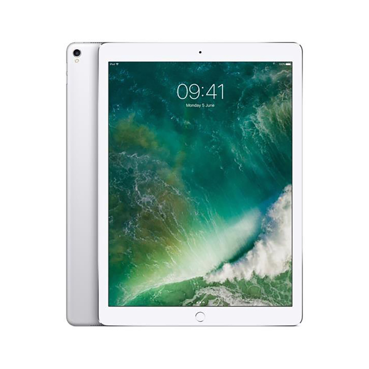 Tablet computers Apple iPad Pro Cellular Wi-Fi 256GB 12MP Camera 12.9inch Silver Ref MTJ62B/A