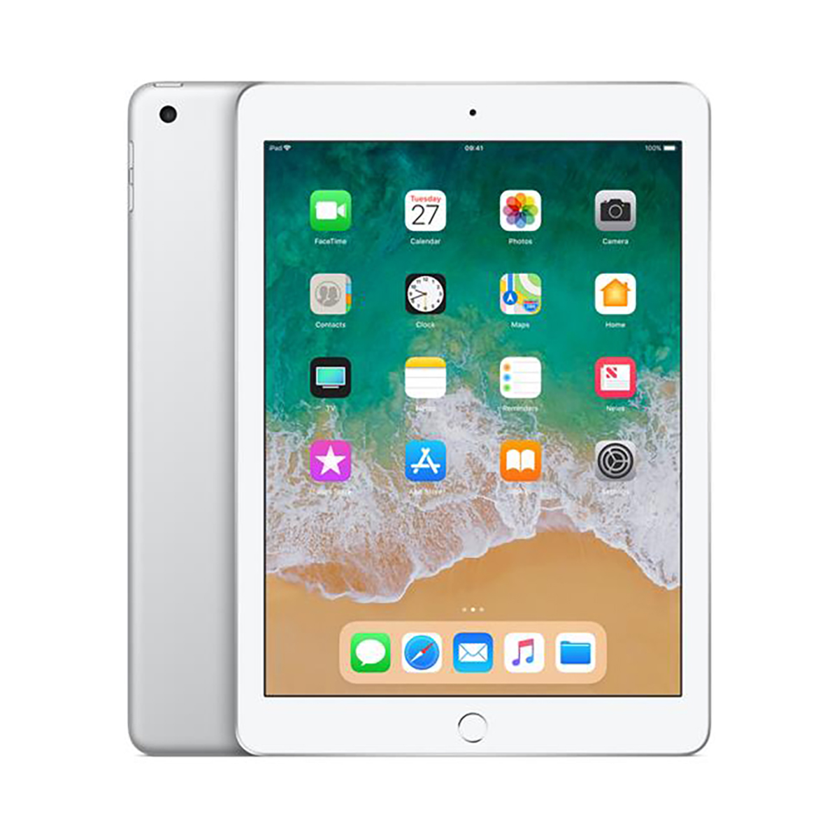 Tablet computers Apple iPad Pro Wi-Fi 64GB 12MP Camera 11inch Silver Ref MTXP2B/A