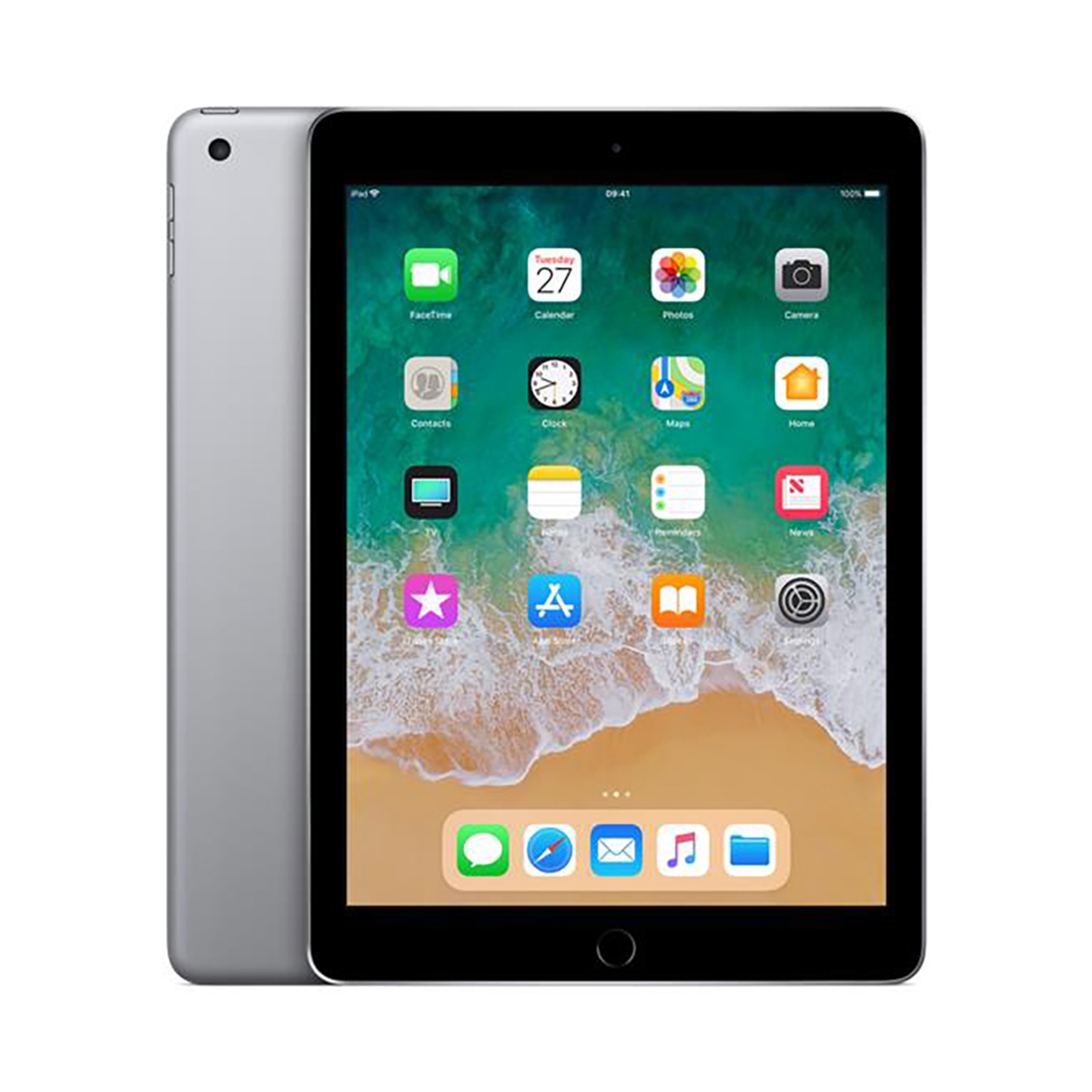 Apple iPad Pro Cellular Wi-Fi 64GB 12MP Camera 11inch iPad Space Grey Ref MU0M2B/A