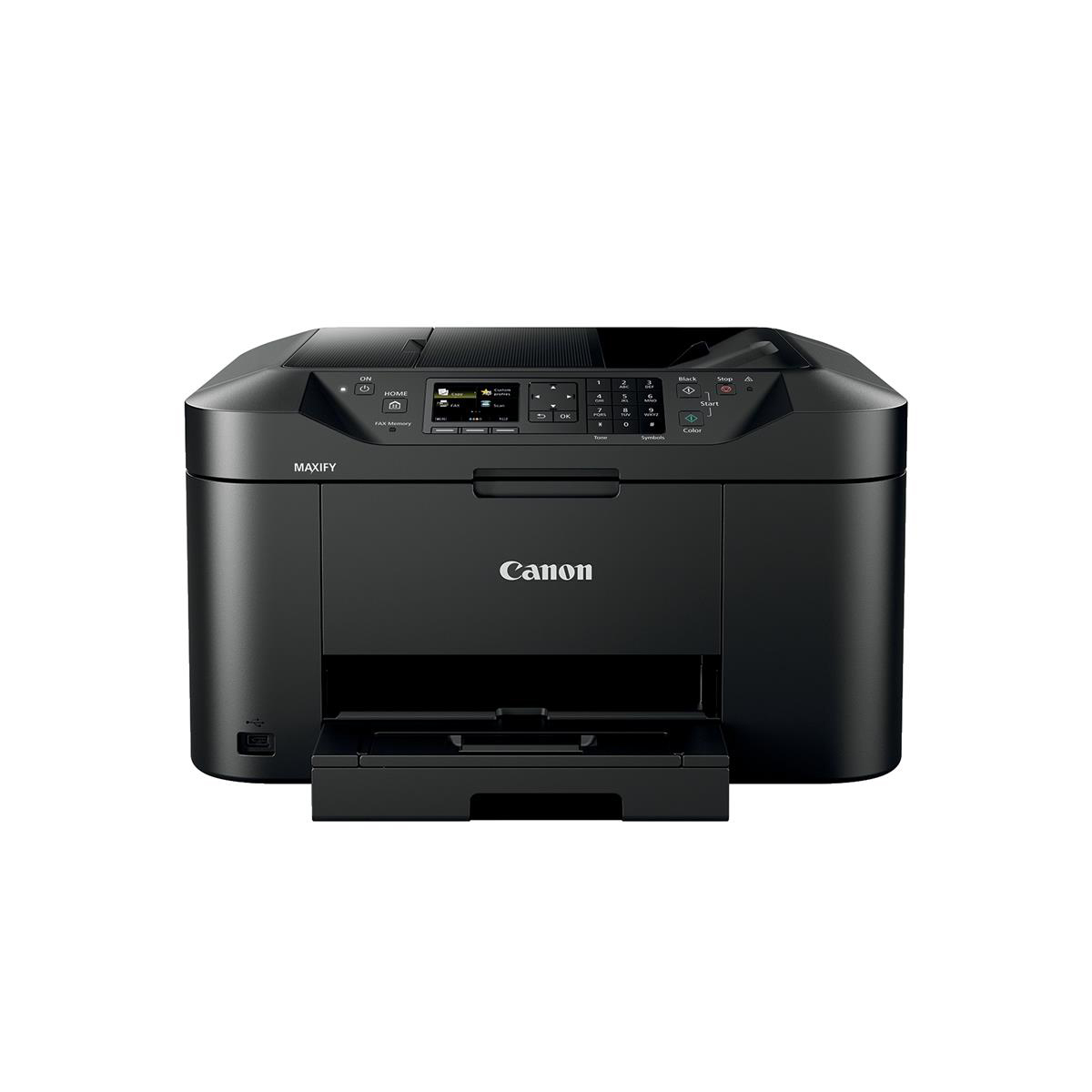 Canon Maxify MB2155 Colour A4 Inkjet Multifunction Printer Ref 0959C028AA