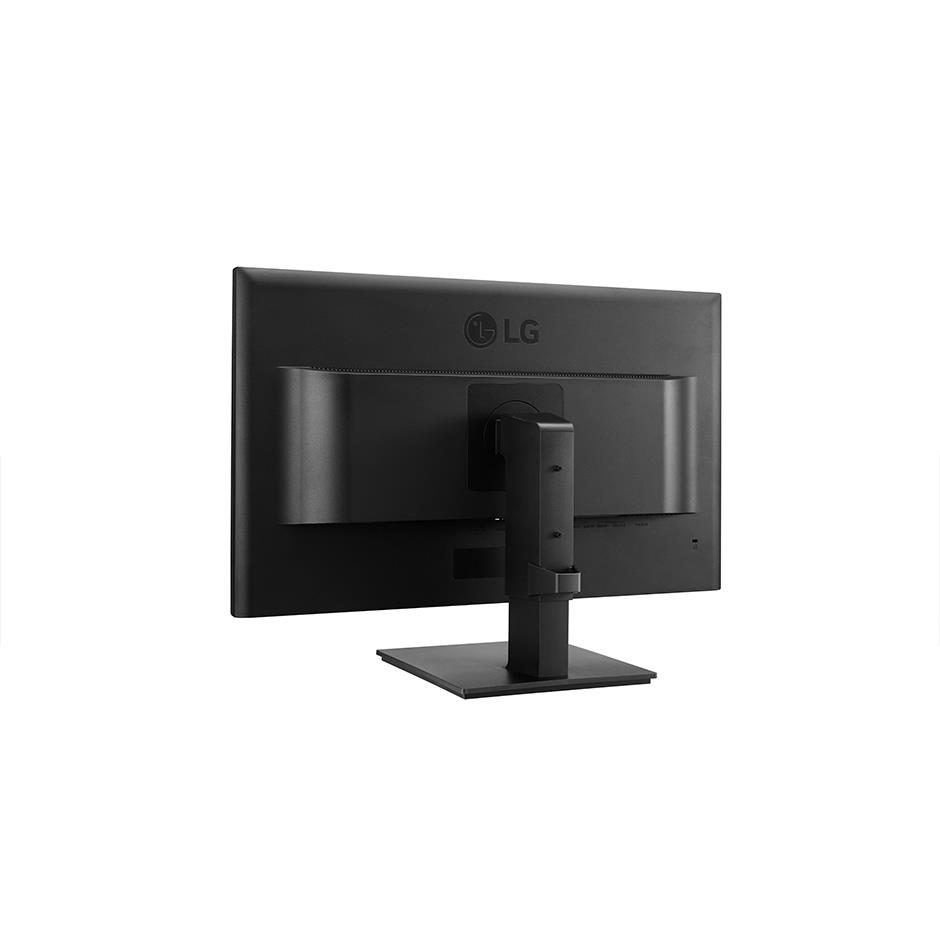 LG Full HD LED Widescreen Monitor with Stand 22in Screen 505.7x259x387.7mm Black Ref 22BK55WD-B