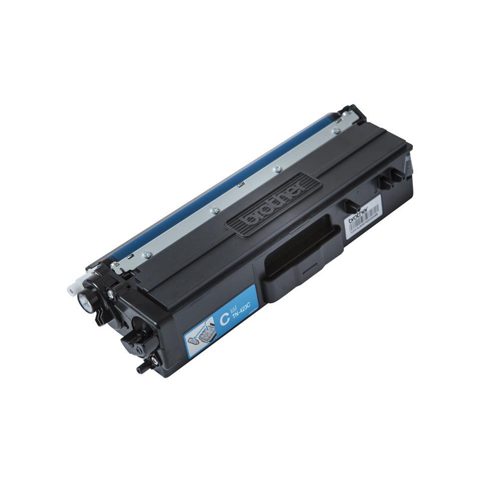 Brother TN423C Laser Toner Cartridge High Yield Page Life 6000pp Cyan Ref TN423C