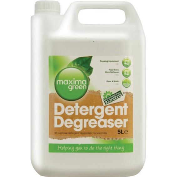 Maxima Green Degreaser Detergent 5 Litre Ref 1007020