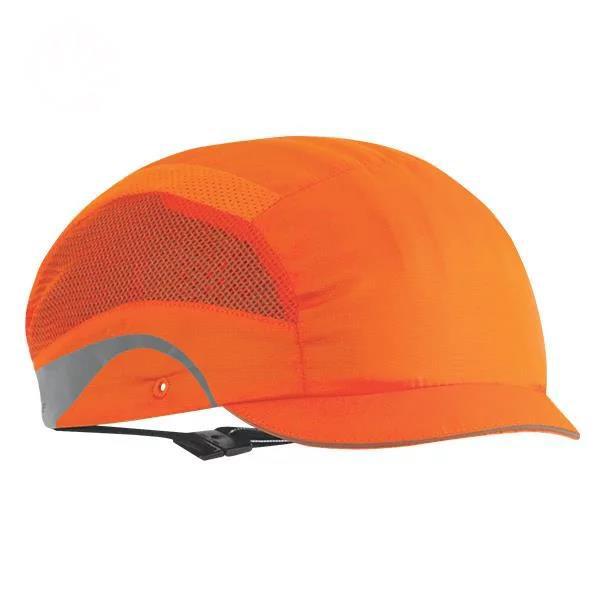 JSP HardCap AeroLite Protective Cap HDPE Shell Odour Control Orange Ref AAG000-001-6G1