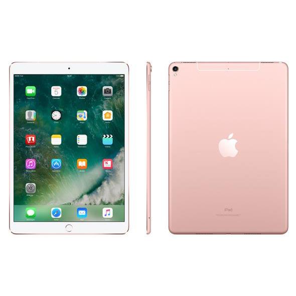 Apple iPad Pro A10X Processor Cellular Wi-Fi 64GB 10.5in Retina Display Touch ID Space Grey Ref MQEY2B/A