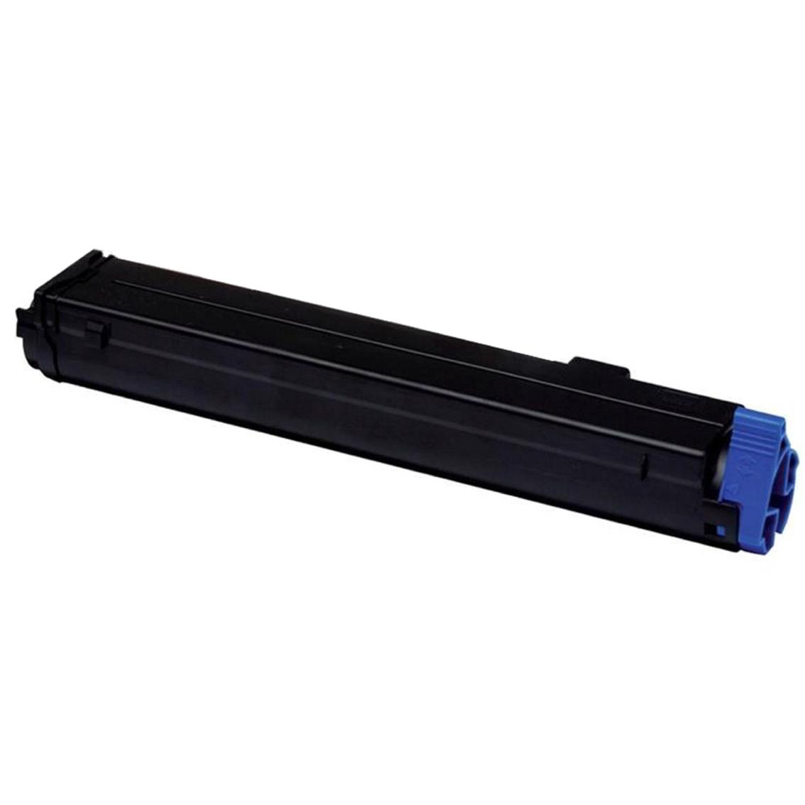 OKI Laser Toner Cartridge Extra High Yield Page Life 15000pp Black Ref 45807111