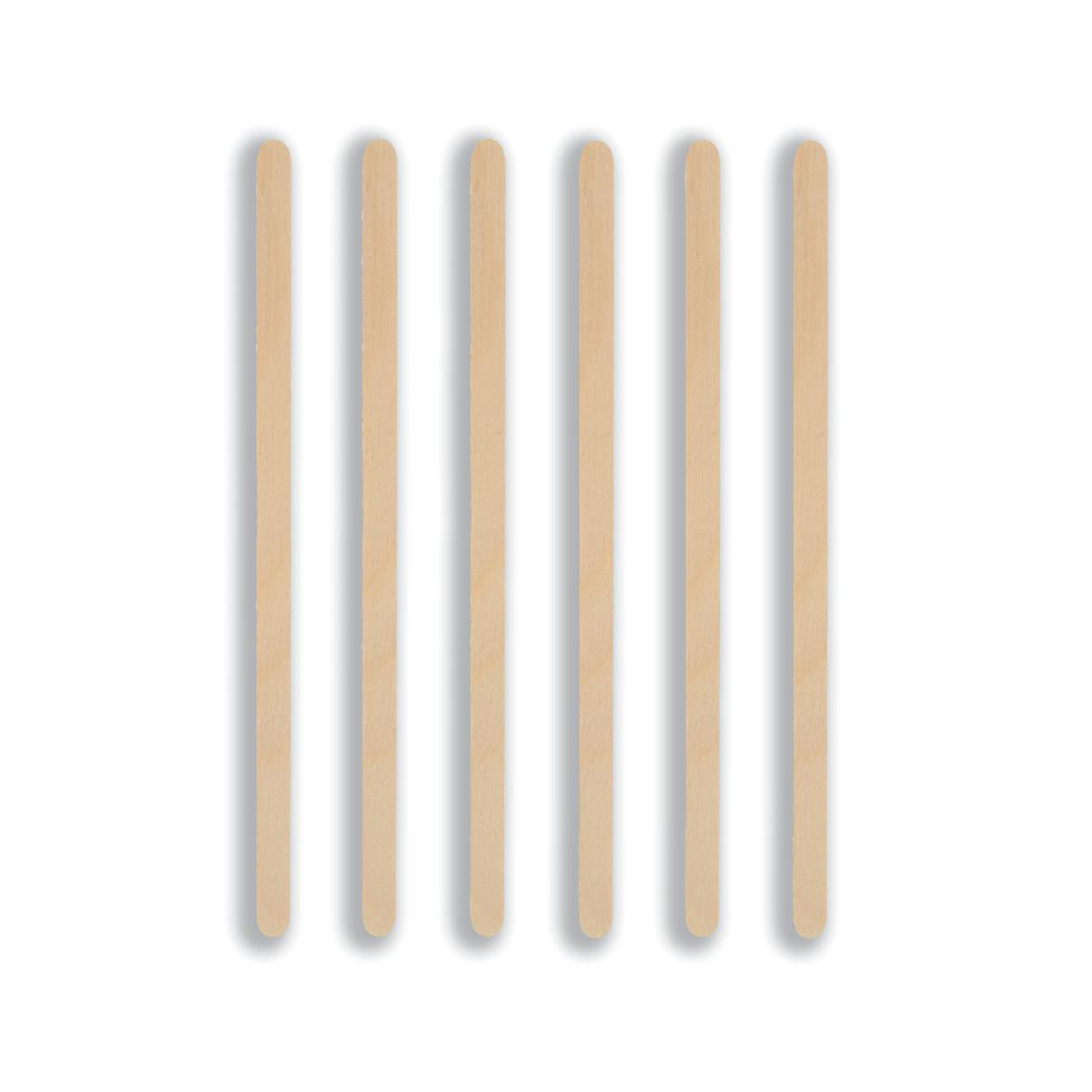 Washing Up Bowls / Brushes / Drainers Drink Stirrers Wooden 190mm Pack 1000