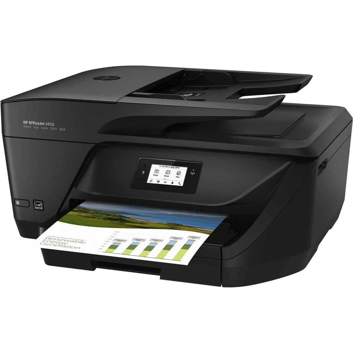 HP Officejet 6950 Inkjet Multifunction Printer