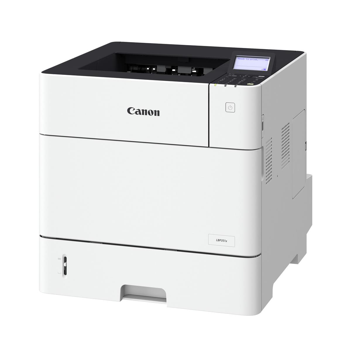 Canon I-SENSYS LBP351X Mono A4 Laser Printer Ref 0562C014AA