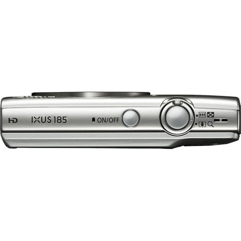 Image for Canon IXUS 185 Camera Kit 20MP 16x Zoom Plus Full HD Movies Case & 32GB SD Card Black Ref CAN2969