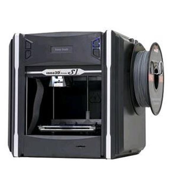 Inno3D S1 3D Printer High Speed 1.75mm Filament Auto-calibration Black Ref INNO3DS1