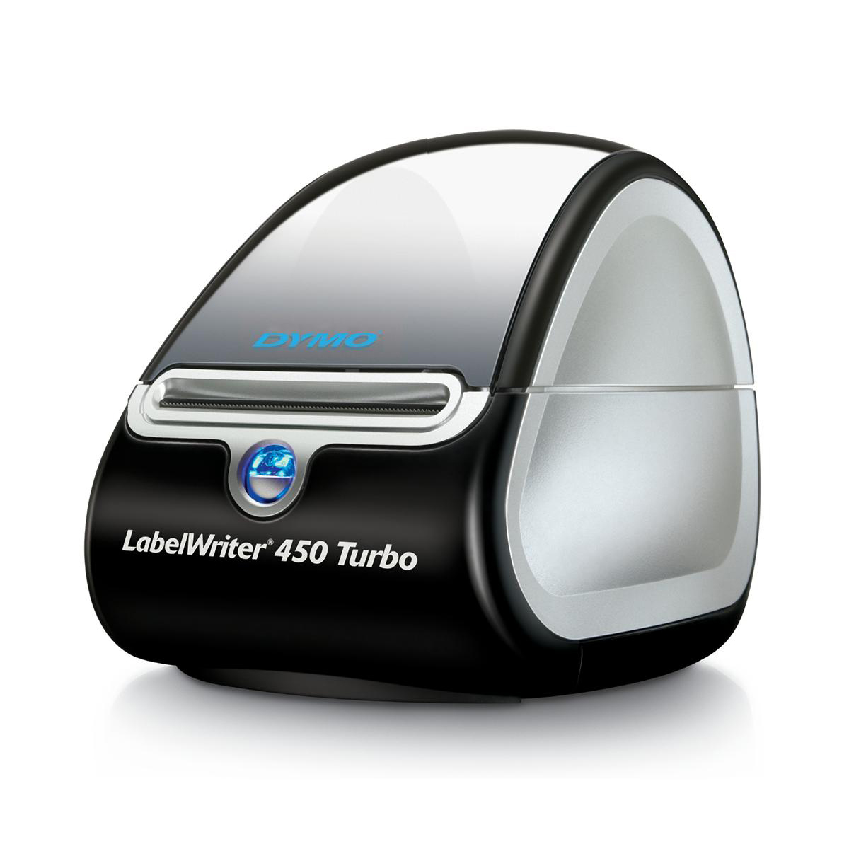 Labelling Machines Dymo Labelwriter 450 Turbo USB with Software 71 per minute 600x300dpi Ref S0838860
