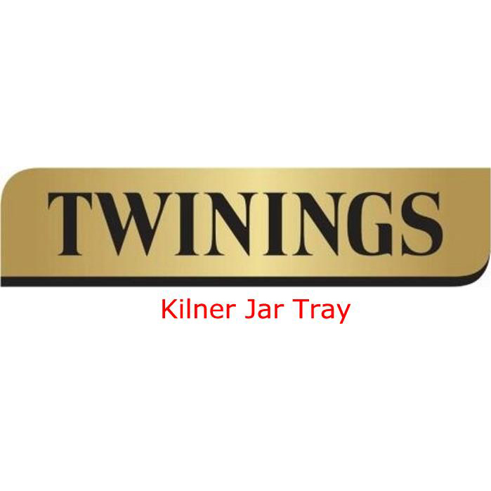 Twinings Kilner Jar Tray Black Ref F12726