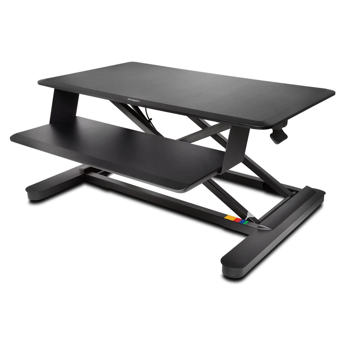 Sit Stand Accessories Kensington SmartFit Sit Stand Desk Ref K52804WW