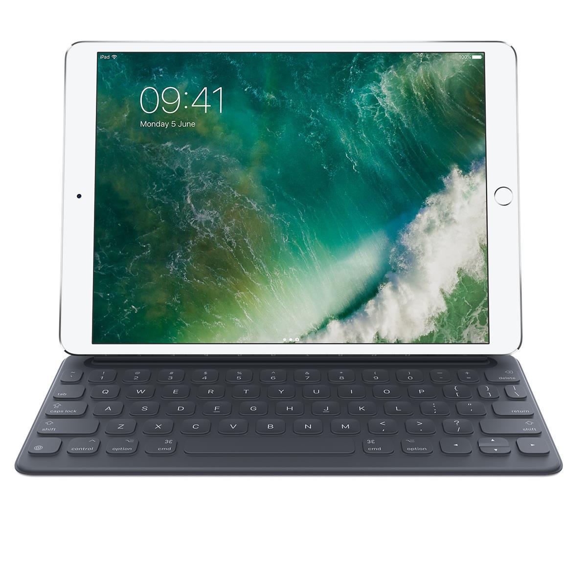 Apple iPad Pro A10X Processor Wi-Fi 256GB 12.9in Retina Display ID Finger Sensor Silver Ref MP6H2B/A
