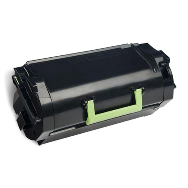 Laser Toner Cartridges Lexmark 622H Toner Cartridge Return Programme High Yield Page Life 25000pp Black Ref 62D2H00