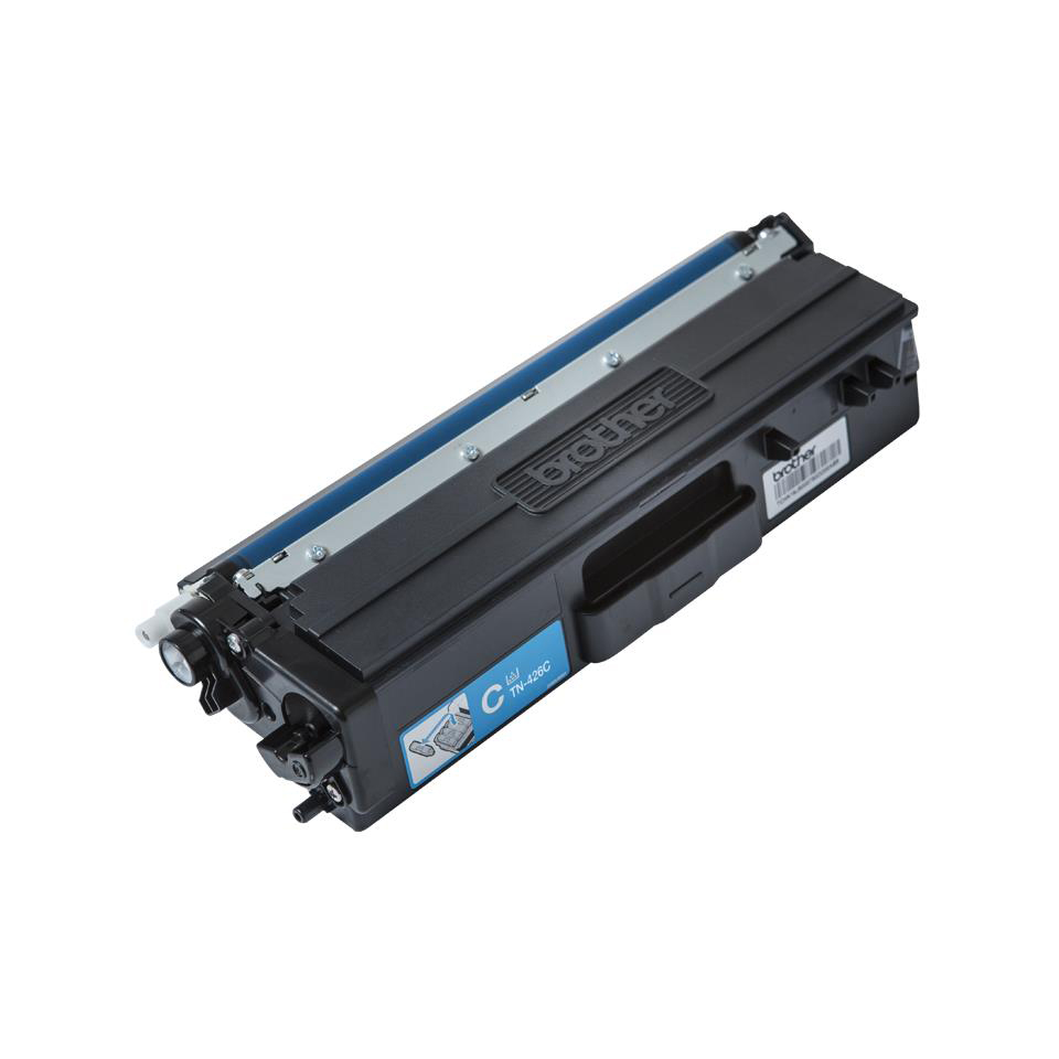 Brother TN426C Laser Toner Cartridge Super High Yield Page Life 6500pp Cyan Ref TN426C