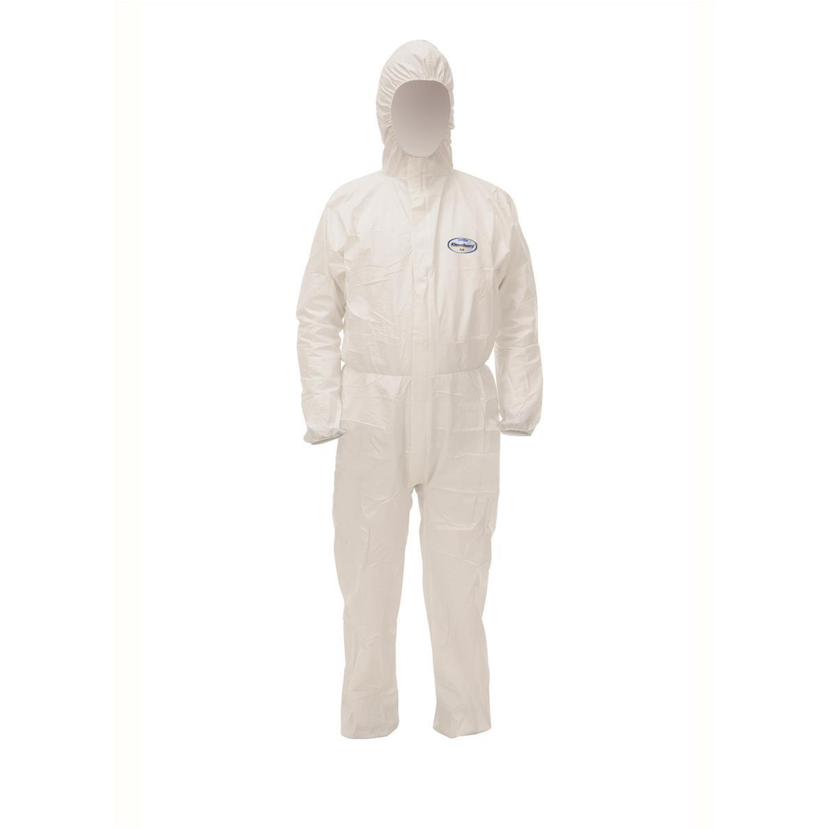 Kleenguard A40 Coverall Film Laminate Fabric Particle-resistant Anti-static EN 1149-1 Large Ref 97920