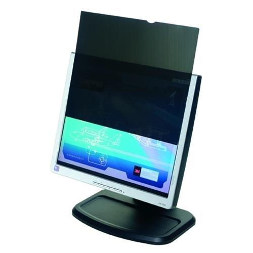 3M Frameless Privacy Filter Laptop or TFT LCD 19in Ref PF19