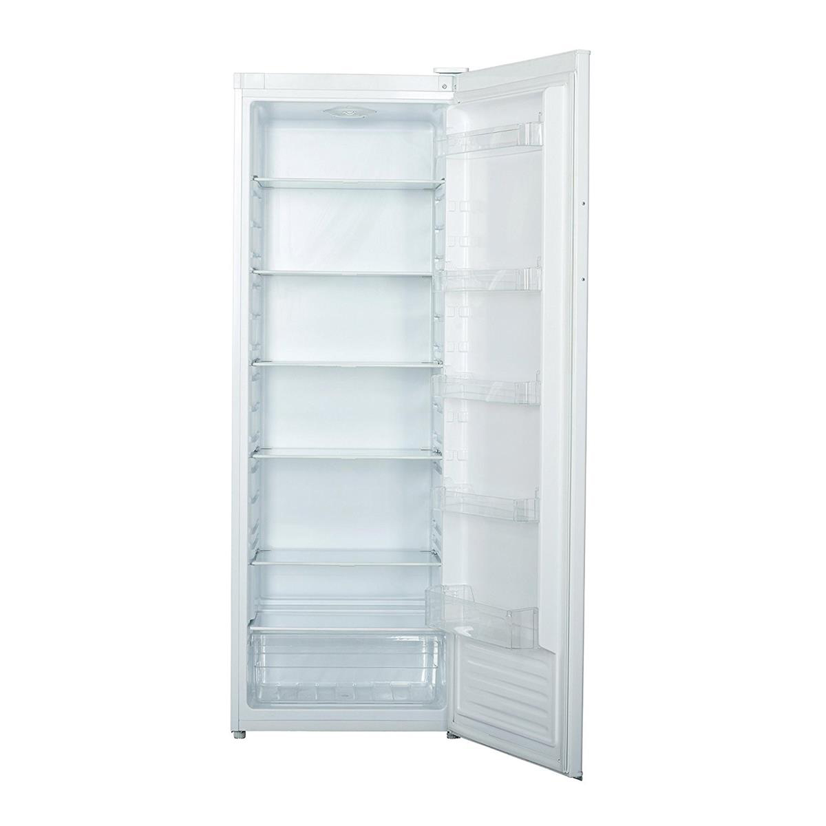 Statesman Larder Fridge A+ Rating 5 Shelves 335 Litre White Ref TL335LW