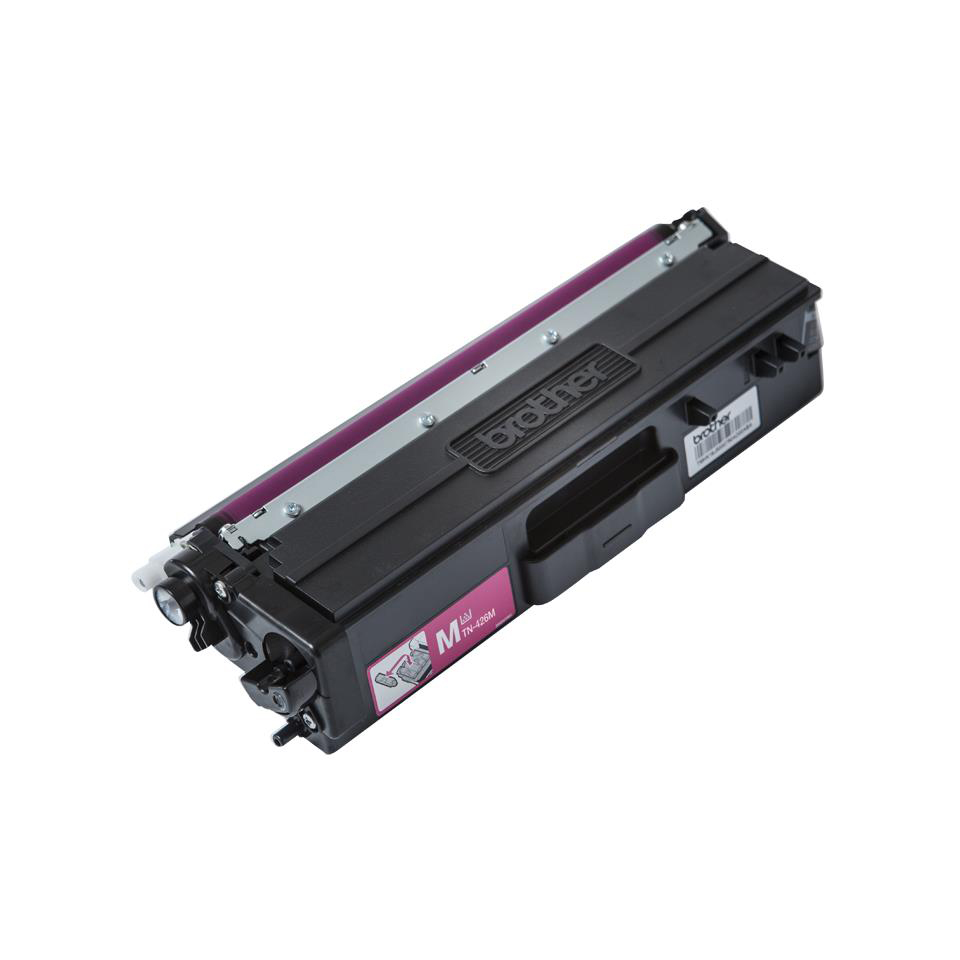 Brother TN426M Laser Toner Cartridge Super High Yield Page Life 6500pp Magenta Ref TN426M