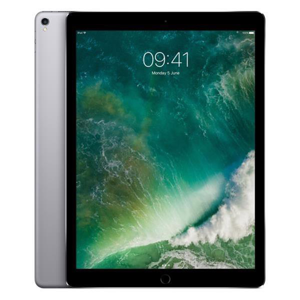 Apple iPad Pro A10X Processor Cellular Wi-Fi 256GB 12.9in Retina Display Touch ID Space Grey Ref MPA42B/A
