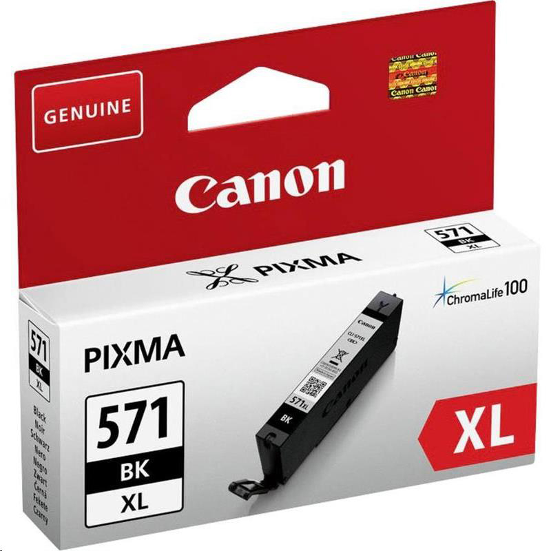 Canon CLI-571XL Inkjet Cart HY Black