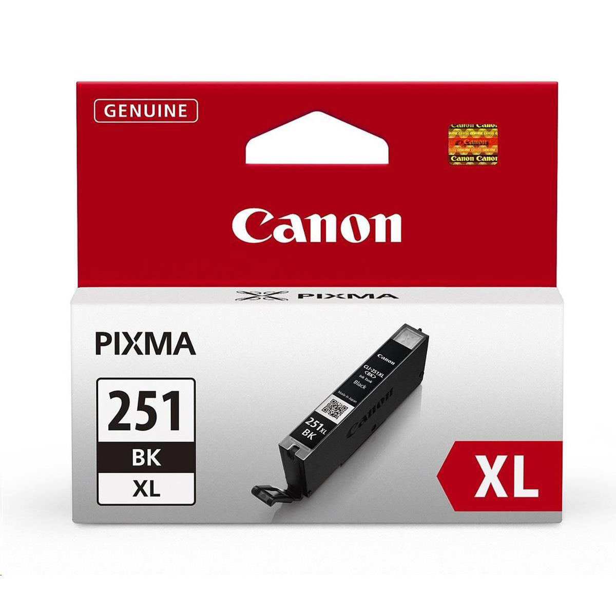 Canon CLI-571XL Inkjet Cartridge High Yield Page Life 850pp 11ml Black Ref 0331C001