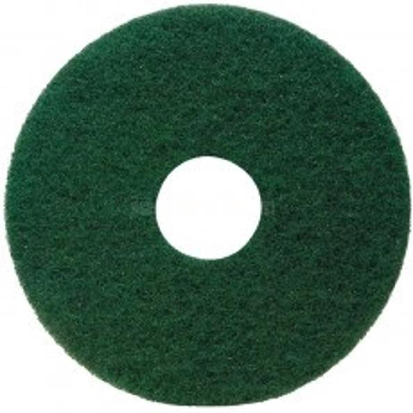 Maxima Floor Polish Pads 17inch Green Ref 0701003 Pack 5