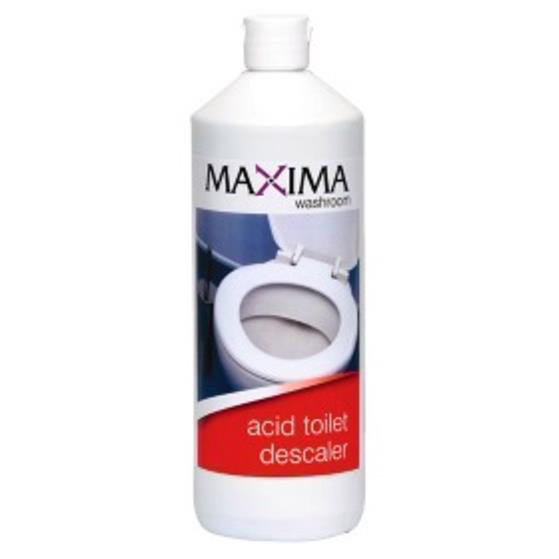 Maxima Toilet Cleaner Descaler 1Ltr